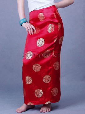 Red Longevity Skirt