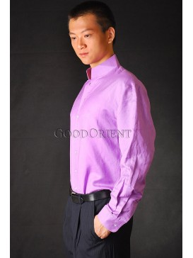 Lilac Romantic Shirt