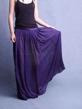 Mysterious Purple Skirt