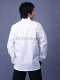 White Kungfu Shirt