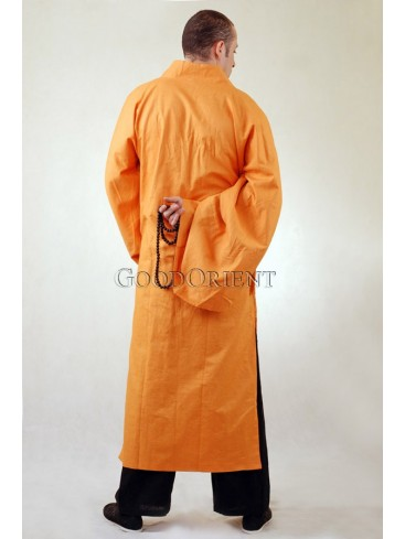 Buddhist Robe Of Shaolin Temple --- Yellow