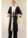 Mysterious Black Taoist Robe