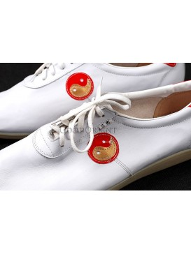 Leather Chinese Kungfu Shoes