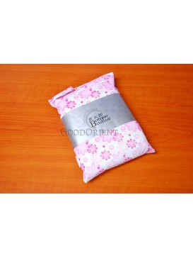 Bamboo Charcoal In Pink Daisy Bag-Small Size