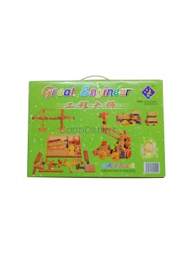 Great Engineer- Wood Puzzle
