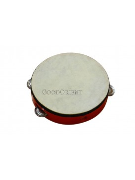 Red Hand Drum