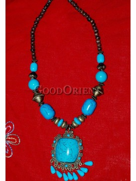 The Heart Of Ocean-Tibetan Necklace