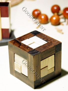 Magical Building Block Box