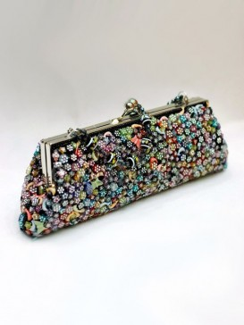 Starry Bead Handbag