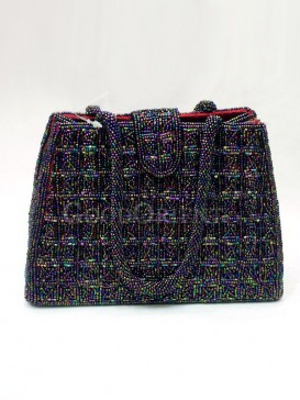 Diamond Beads Handbag