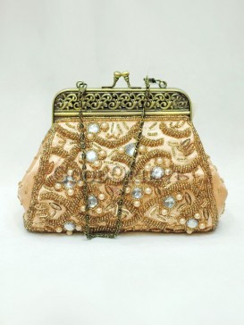 Crystal Luxury Handbag