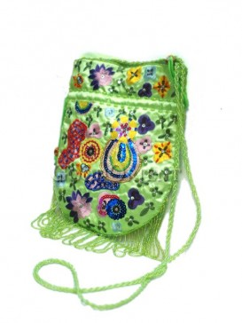 Full-blown Beaded Bag