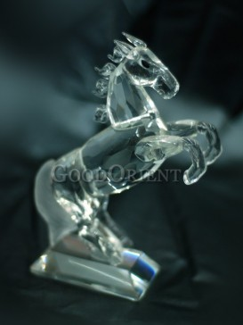 The Horse Crystal Decoration