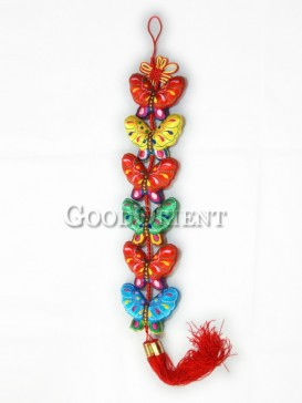 The Butterfly Textile Hanging Decoration