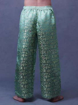 Chinese Calligraphy Pants