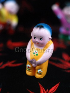 Happy Childhood Clay Figurine Series