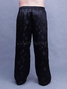 Blessing Brocade Pants
