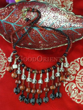 Tibetan Beef Bone Necklace