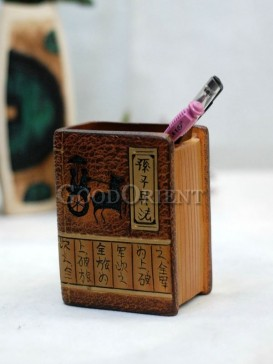 The Dictionary Pen Holder Pottery Series---Sunzi Art Of War
