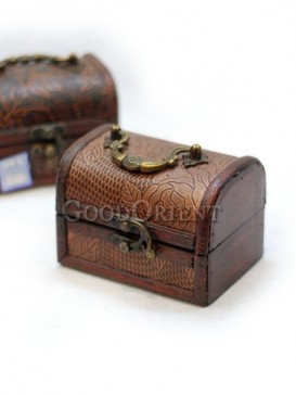 Rose Wooden Cosmetic Cases