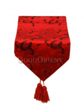 Red Dragon Table Runner
