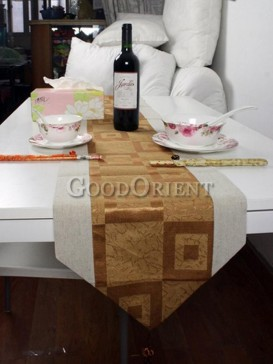 Special Chinese Calligraphy Table Runner