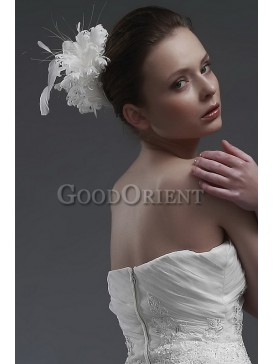 Best wedding accessories-Ivory Head Flower