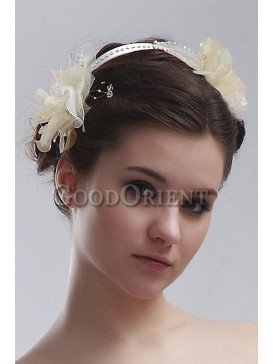 Best wedding accessories-Grey black Headband