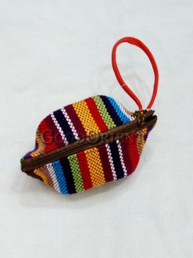 Colorful Ingot Shape Cellphone Bag
