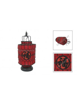 Chinese Small Candle Lantern---Hexagon Column
