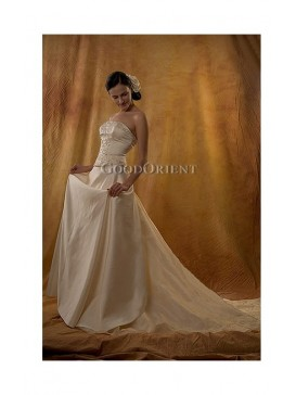 Graceful Step Wedding Gown
