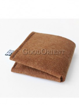 Multicolored Wool Wallet for man