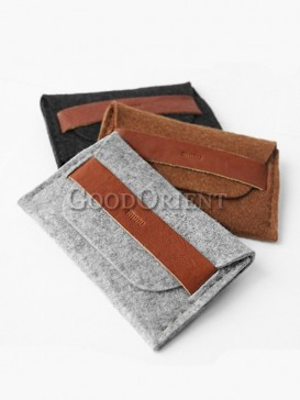 Fashion Wool Wallet for Man