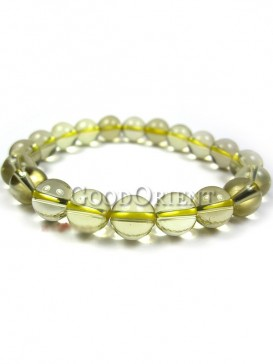 Coolness Light Yellow of Crystal Bracelet