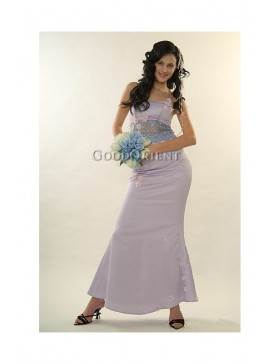 Lordly Light Purple Dress