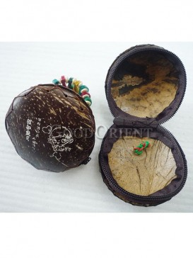 Coconut Shell of Change Purse