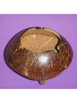 Handicraft Coconut Shell Ashtray