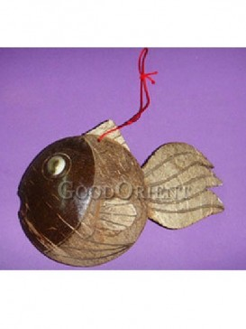 Fish of Sea Coconut Shell