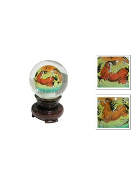 Horse Inner Painting Ball---Small Size