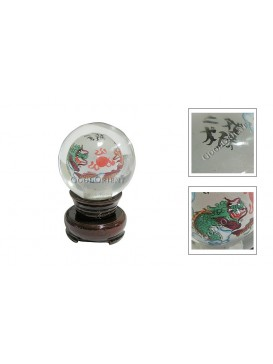 Dragon Inner Painting Ball---Small Size