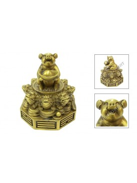 Pig With Ingot and Hoptoads
