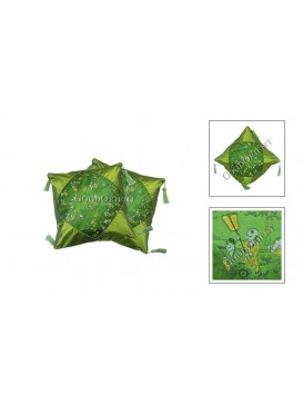 Children Playing Cushion Cover