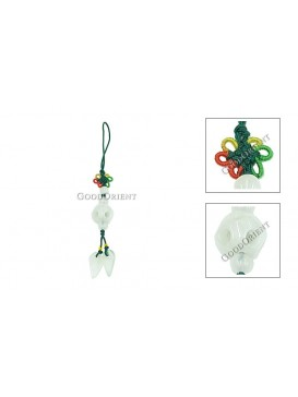 Ten Thousand Luck Jade Cellphone Chain