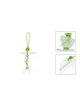 Chinese Yuan Bao Jade Cellphone Chain