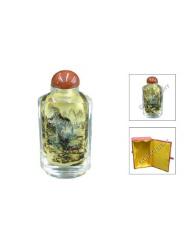 Landscape Snuff Bottle