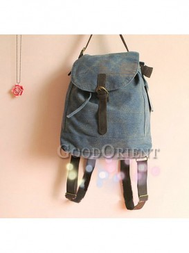 Blue Shoulder/backpack bag