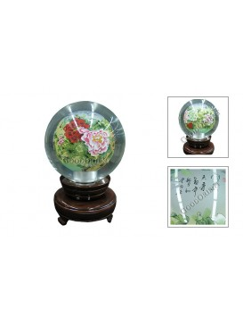 Perfect Peony Inner Painting---Small Size