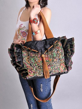 Handcrafted Ethnic Embroidered bag
