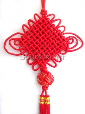 handcrafted Chinese knot for celebration
