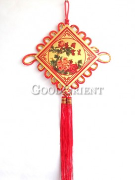Chinese knot for New Year